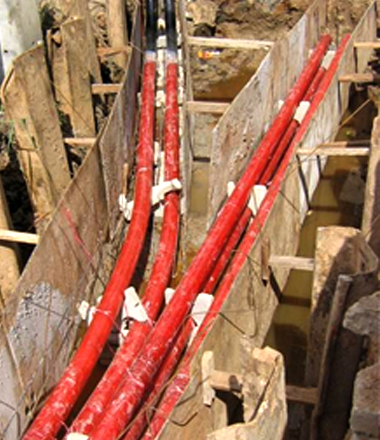 ดัดท่อขึ้น Riser