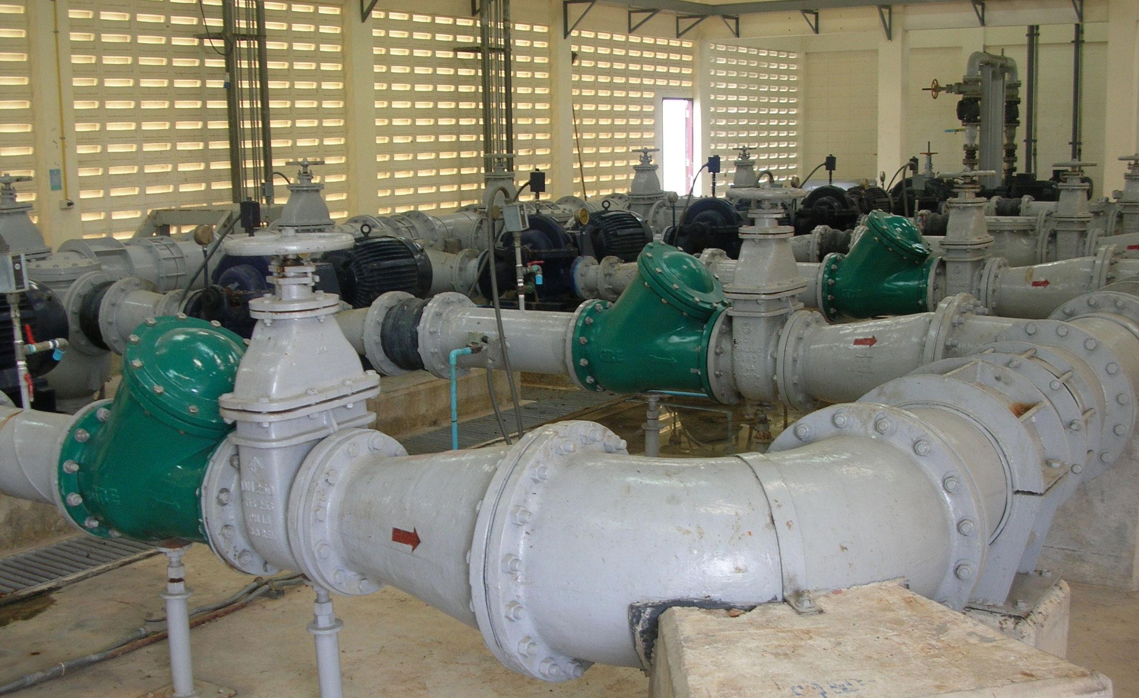 GRE Ball check valve