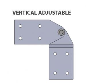 Cable tray-Vertical Adjustable