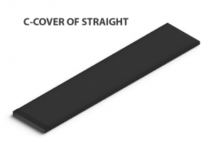 C cover Straight