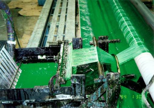 Production FRP PIPE