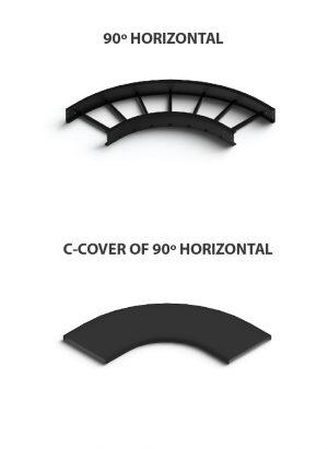 C cover 90Horizontal